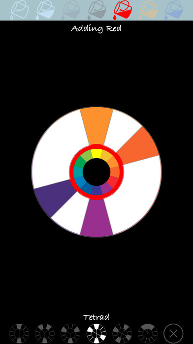 Pocket Color Wheel A Bearable Code